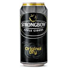 STRONGBOW DRY CIDER CAN 440ML