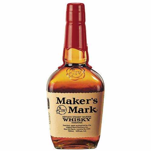 MAKERS MARK BOURBON WHISKY 750ML