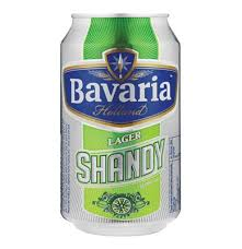 BAVARIA LAGER SHANDY CANS 330ML