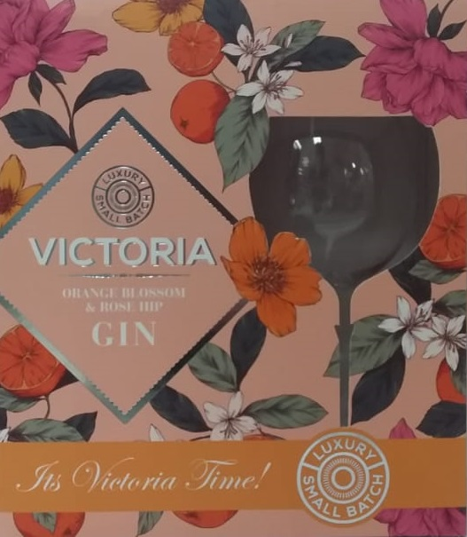 VICTORIA GIN BY MINKI GIFT PACK