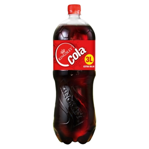 Kingsley Cola 3L