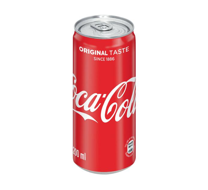 COCA-COLA CAN 200ML