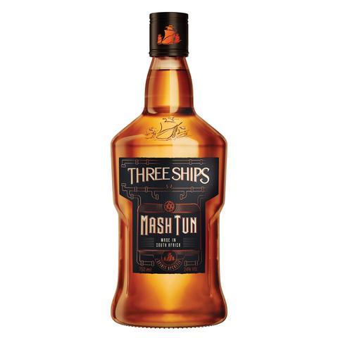 THREE SHIPS MASH TUN 750ML