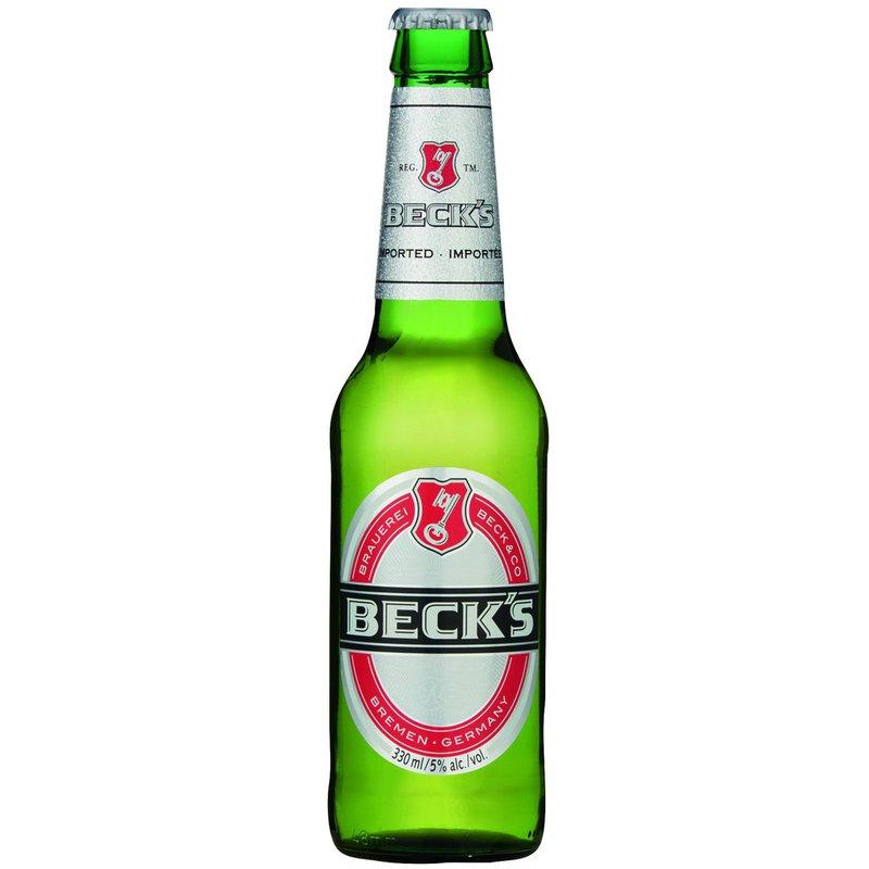 BECK'S GREEN 330ML