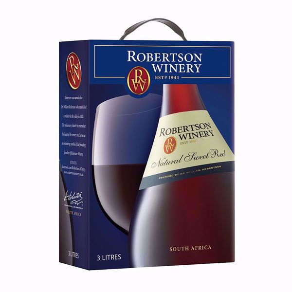 ROBERTSON NATURAL SWEET RED 3L