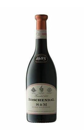 BOSCHENDAL 1685 SHIRAZ&MOURVEDRE 750ML