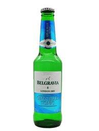 BELGRAVIA GIN & BLUE TONIC 275ML
