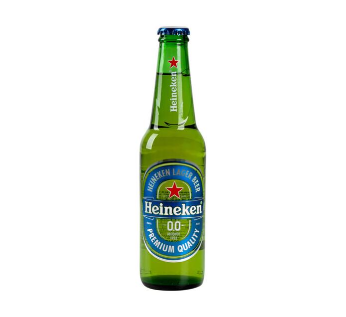 Heineken Lager 0% Alcohol 330ml