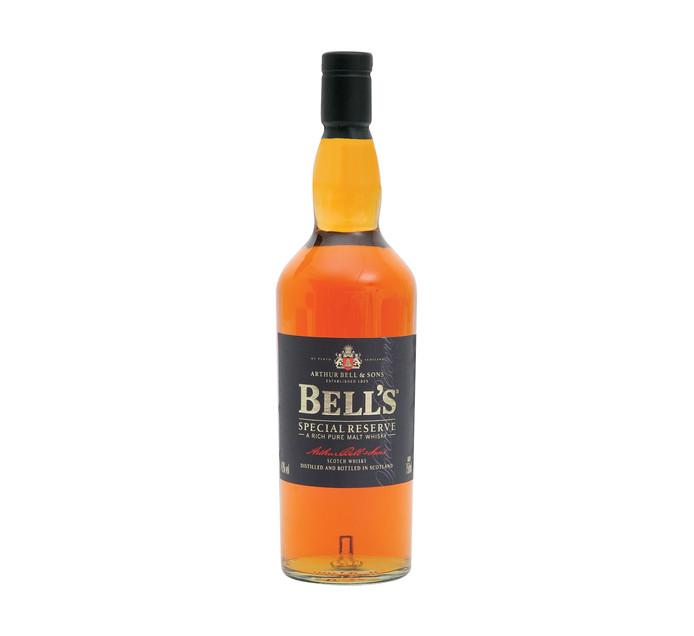 BELL'S SCOTCH WHISKY PURE MALT 750ML