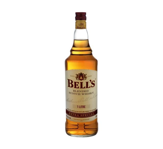 BELL'S SCOTCH WHISKY EXTRA SPC 1L