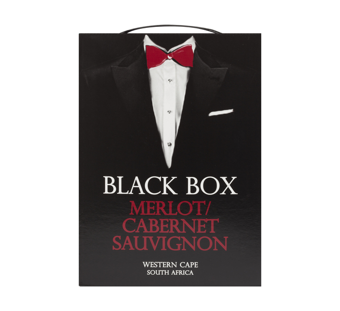 BLACK BOX MERLOT CABERNET 5L