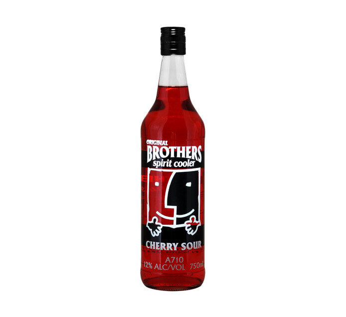 BROTHERS CHERRY SOURS 750ML