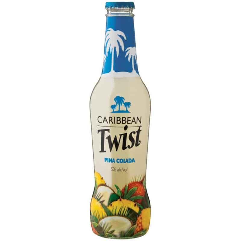 CARIBBEAN TWIST PINA COLADA 275ML