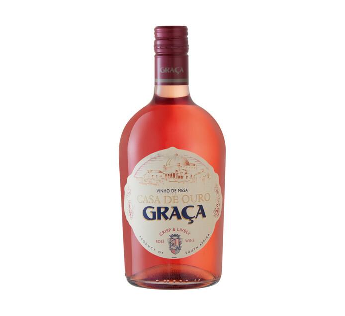 CASA DE OURO GRACA ROSE W4 750ML