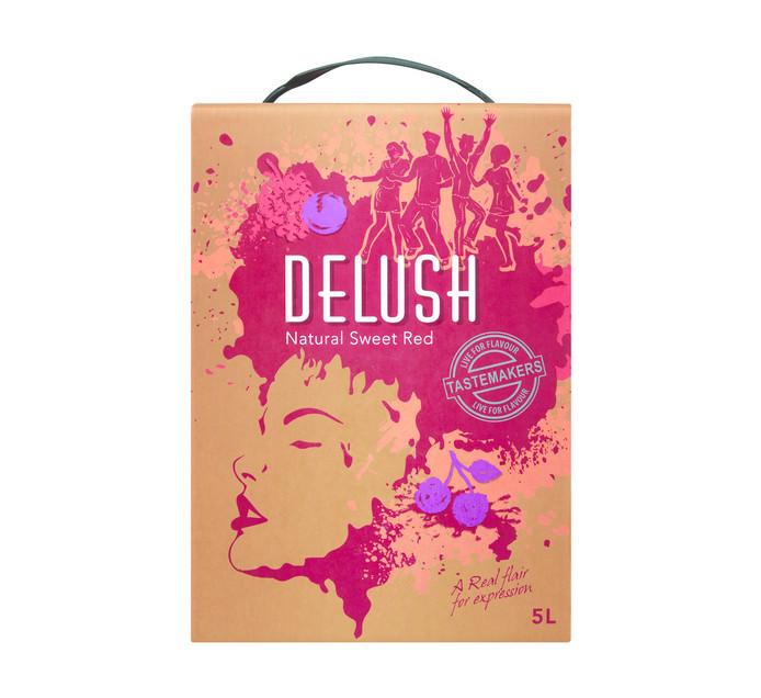 DELUSH SWEET RED 5L