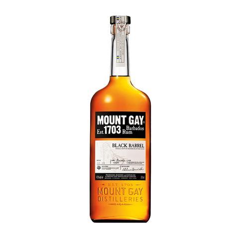 MOUNT GAY BLACK BARREL 750ML