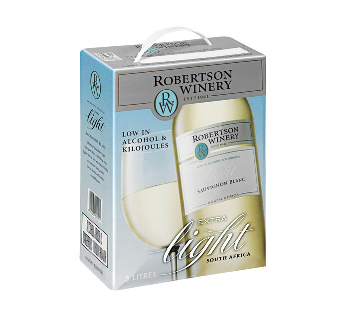 ROBERTSON EXTRA LIGHT WHITE 3L