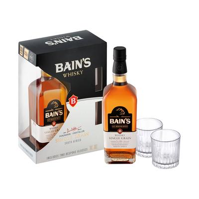 Bain's Whisky Cape Mountain Gift Set