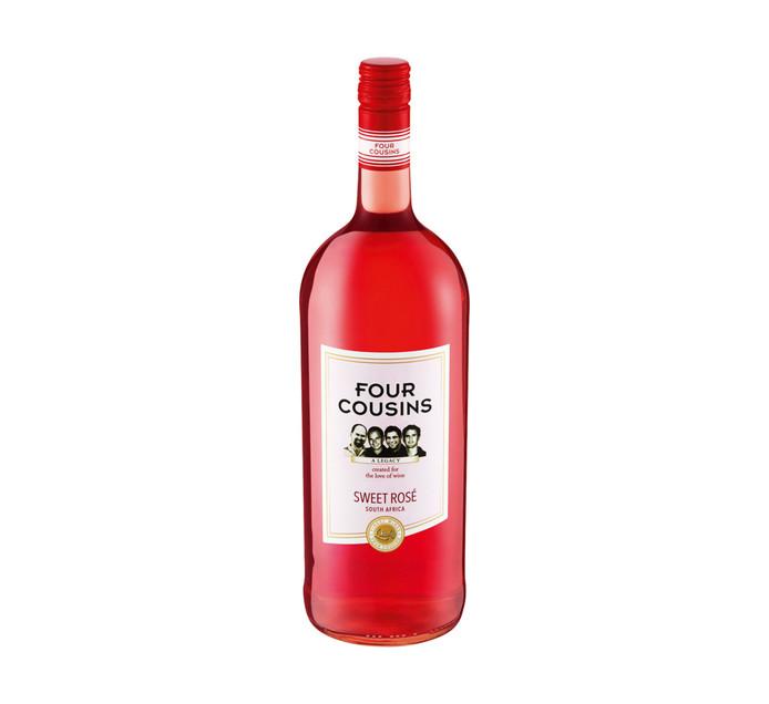 FOUR COUSINS SWEET ROSE 1.5L