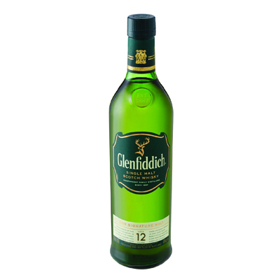 GLENFIDDICH 12YEARS SPECIAL RESE 750ML