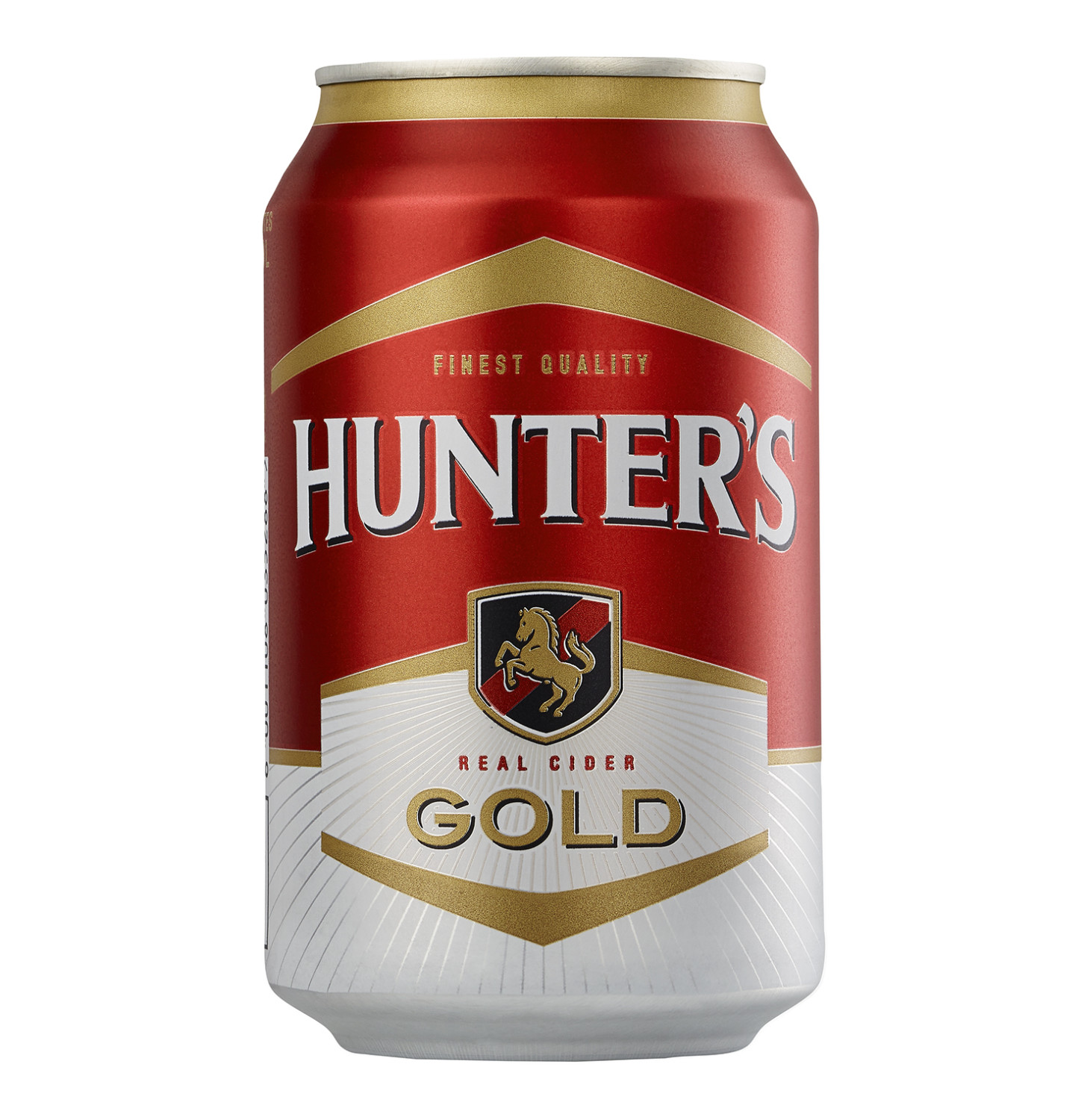 HUNTERS GOLD CAN 330ML