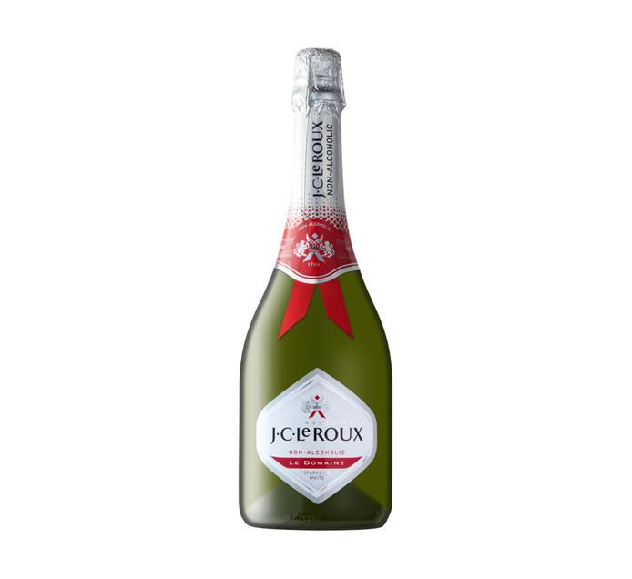 J C LE ROUX LE DOMAINE NON-ALCOHOL 750ML