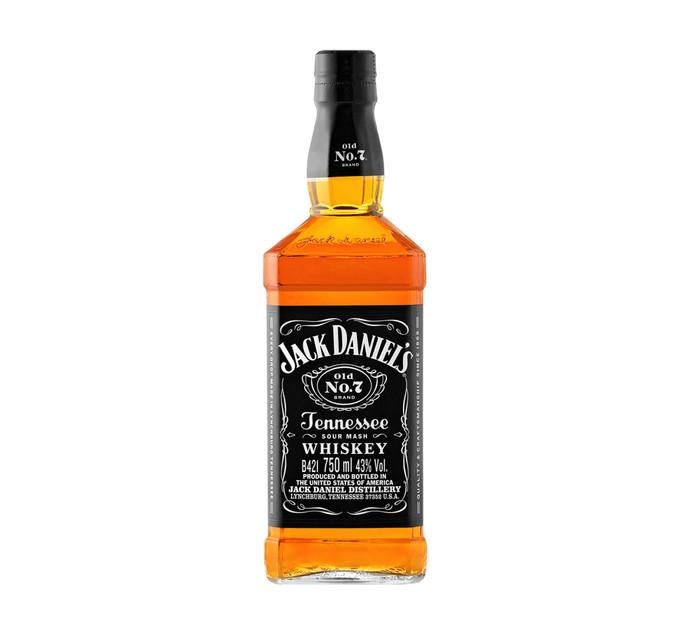 JACK DANIELS WHISKY 750ML