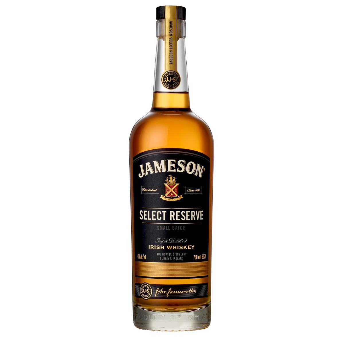 JAMESON SELECT RESERVE 750ML
