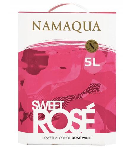 NAMAQUA NATURAL SWEET ROSE 5L