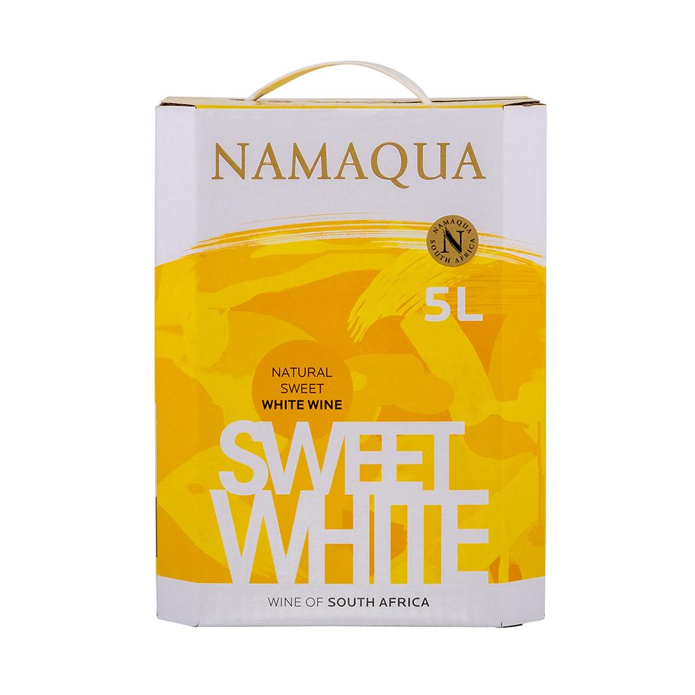 NAMAQUA NATURAL SWEET WHITE 5L