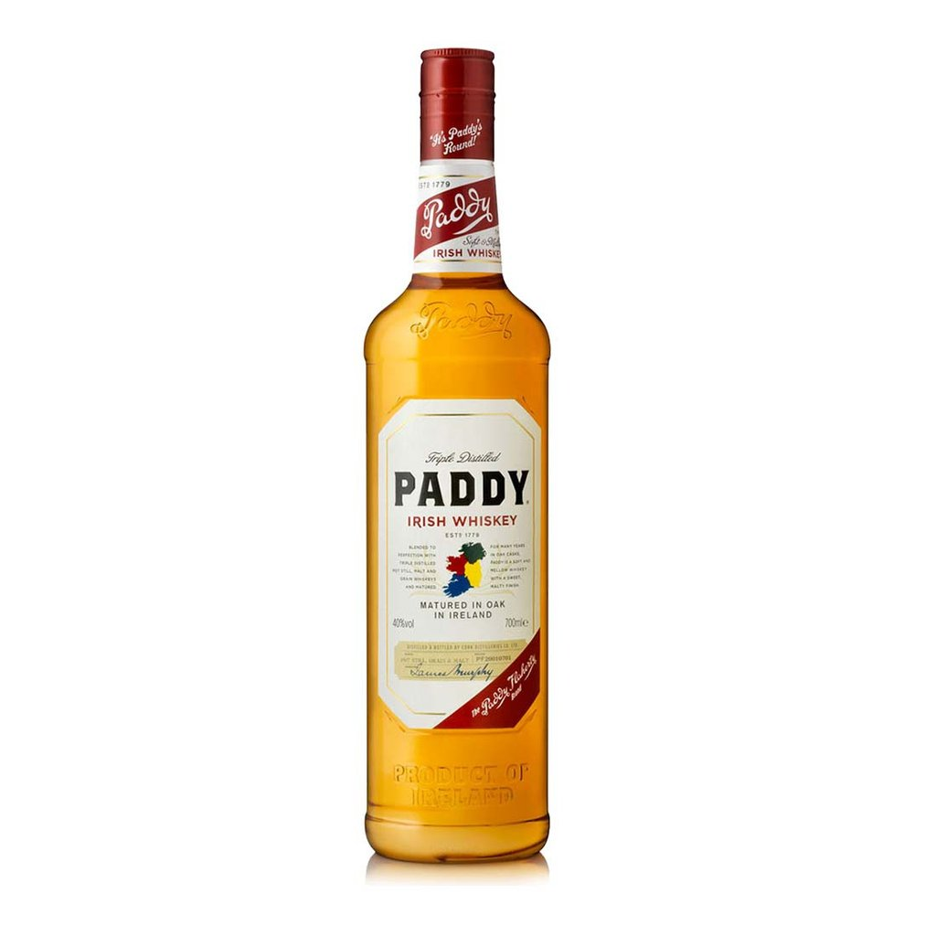 PADDY ORIGINAL WHISKEY 750ML