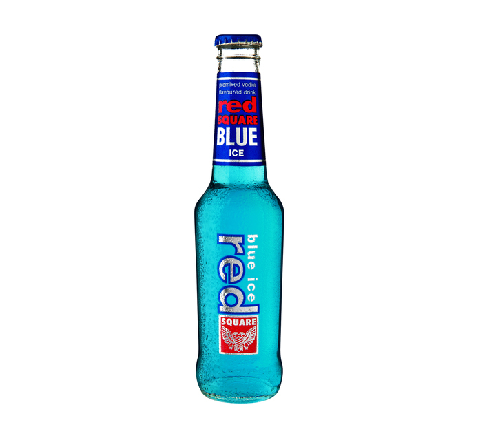 RED SQUARE BLUE ICE 275ML