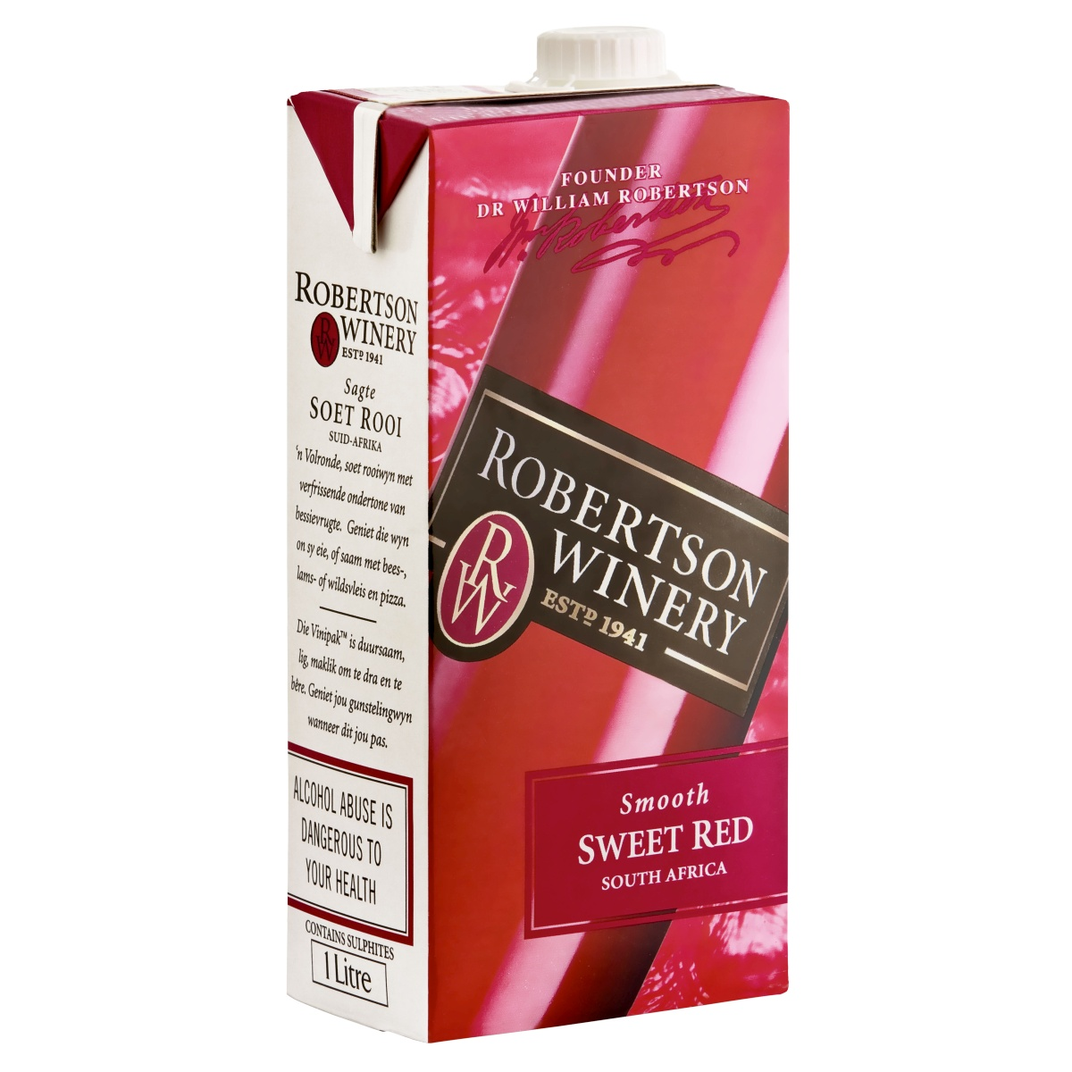 ROBERTSON NATURAL SWEET RED 1L