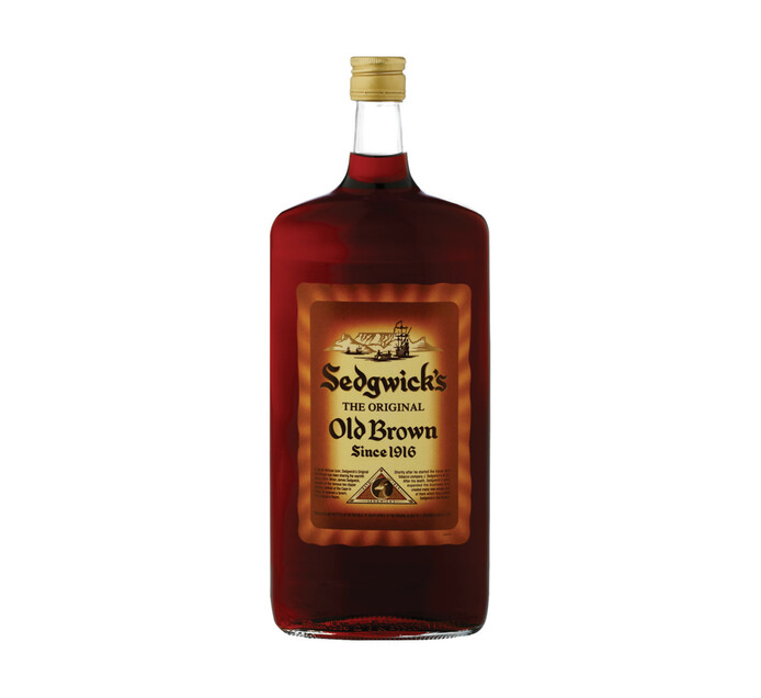 SEDGWICKS OLD BROWN SHERRY 1L