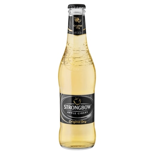 STRONGBOW DRY CIDER NRB 330ML